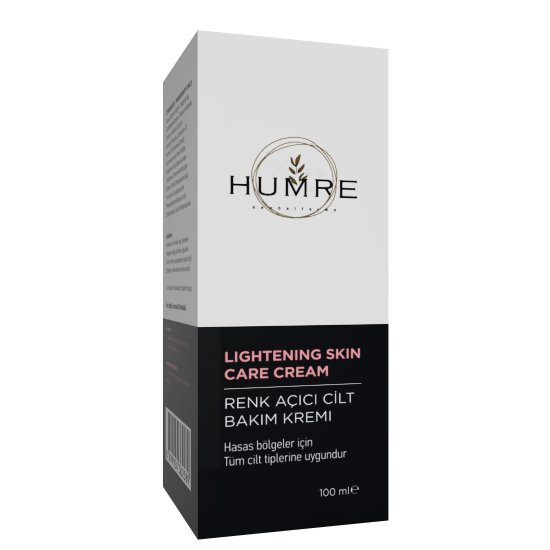 Skin Whitening Cream - HUMRE