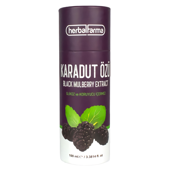 Black Mulberry Extract - Dietary Supplement