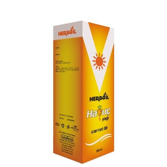 Carrot Oil - Herboil