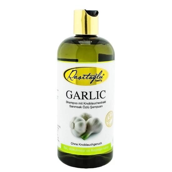 Garlic Extract Shampoo - Raşitoğlu